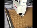 процесс пошивки салона