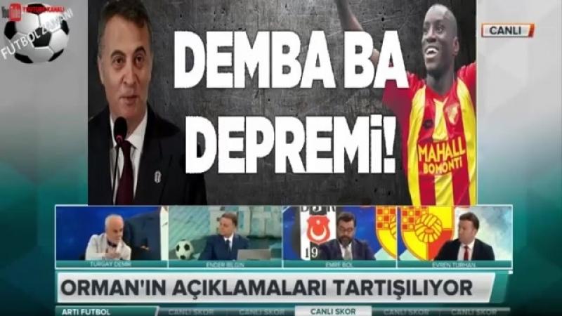 Artı Futbol Emre Bol, Turgay Demir ve Evren Turhan 1.Kısım 6 NİSAN 2018