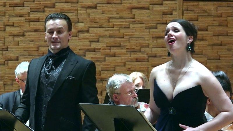 Olga Pudova sings Oh! se una volta sola...Ah! non credea mirarti. from Bellini's La Sonnambula