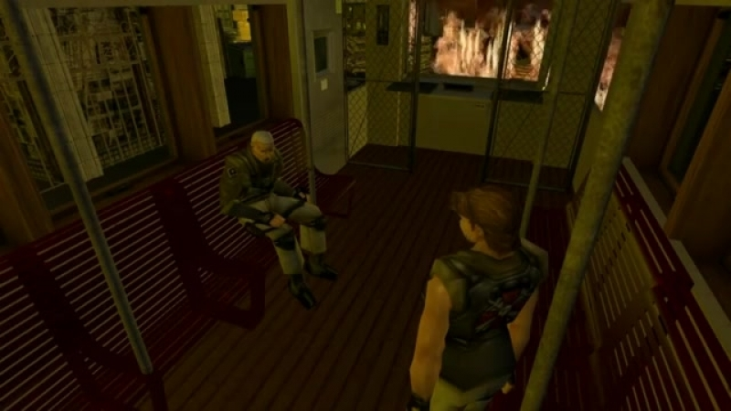 (Gmod)Resident Evil 3 Parody Episode 9