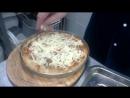 Мастер класс по приготовлению мясной пиццы