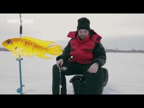 Глава Камского Устья Павел Лоханов спел про камского судака