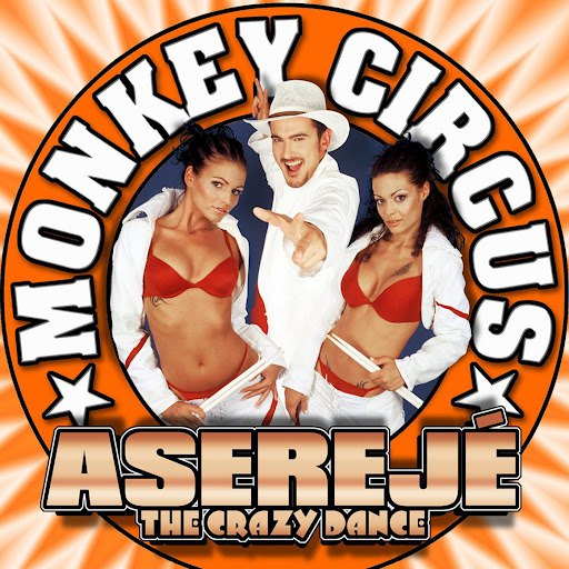 Monkey Circus альбом Aserejé (Ketchup Song)
