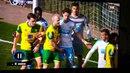 Groping on the football field Norwich vs Newcastle