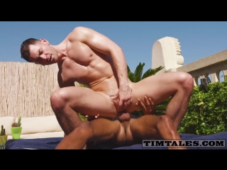 [Tim Tales] Eduardo Picasso fucks Lukas Daken with his huge cock (720p)