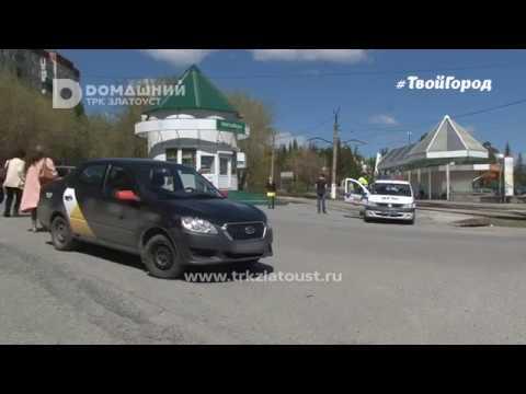 В Златоусте провели рейд по нелегальным таксистам