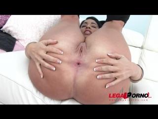 Monica Santiago - Huge butt latina slut Monica Santiago loves brutal anal fucking