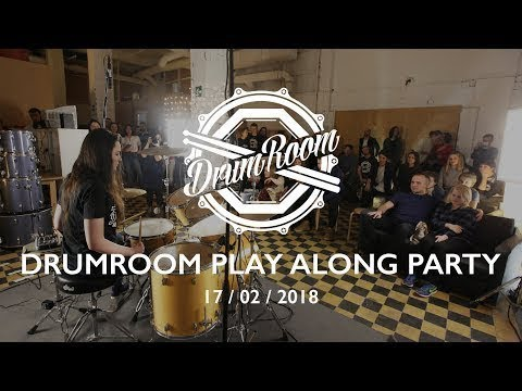 DrumRoom Students Play Along Party Vol.6 (17.02.2018)