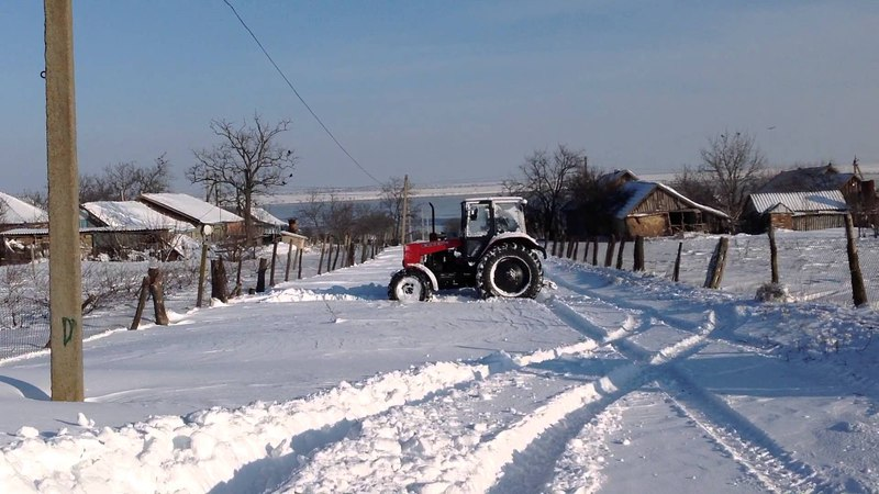 Трактор ЮМЗ 8244.2 ПВМ Carraro