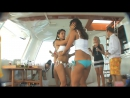 Ibiza Sexy Party Girls On A Yacht
