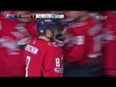 Вашингтон Тампа Бэй Гол Овечкина Capitals Ovechkin ties the game after lasering shot top shelf