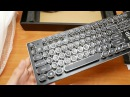 КЛАВИАТУРА AOYEAH K200 Распаковка и обзор механической клавиатуры