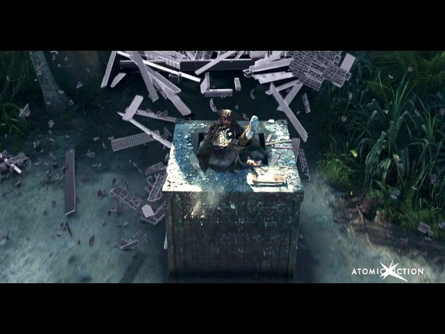 Pirates of the Caribbean: Dead Men Tell No Tales - VFX Breakdown by Atomic Fiction