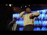 Kid Cudi &amp Kanye West Performance at Adidas Event