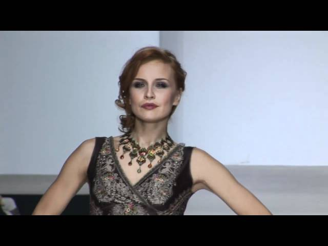 Michal Negrin At Moscow Fashion week -Full Version