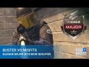 Buster vs Misfits @ Main Qualifier - ELEAGUE Major Boston 2018