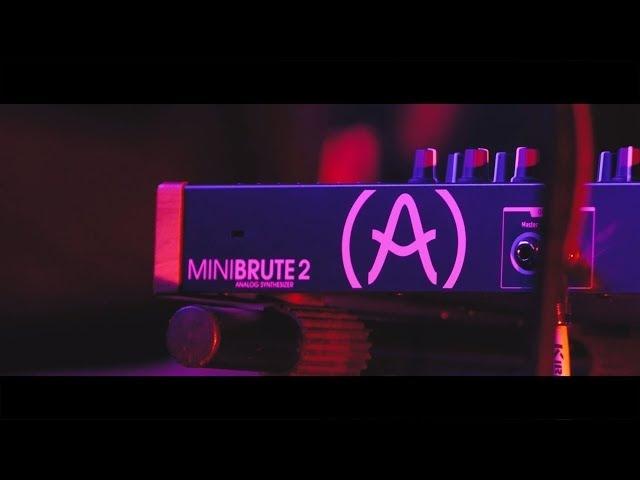 Arturia announces MiniBrute 2