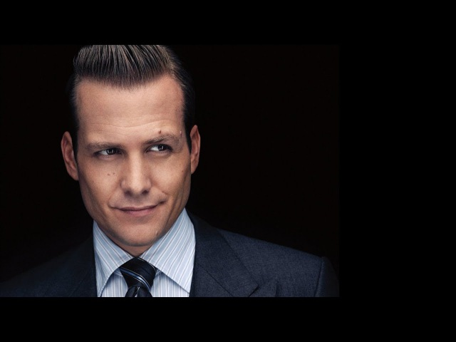 Harvey Specter's 9 Rules For Success