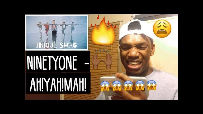 Ninety One - AH! YAH! MAH! REACTION