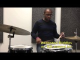 Q-Tip Jazz Drummer Lesson of the Week Be a better soloist using rudiments TODAY!!!