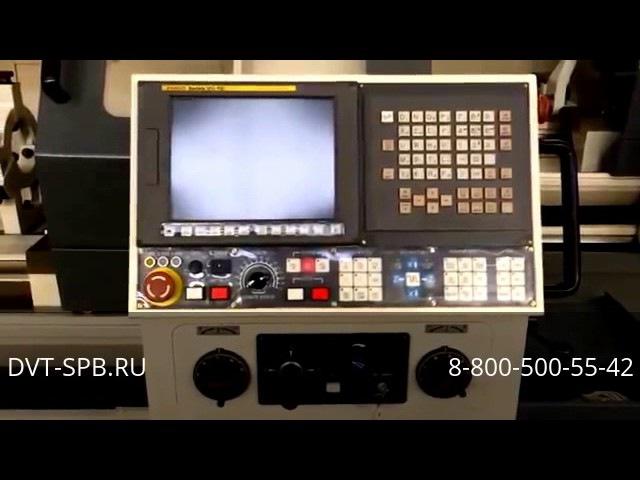 CKE 6140Z Токарный станок с ЧПУ Fanuc фирмы DMTG от Компании НЕВАСТАНКОМАШ
