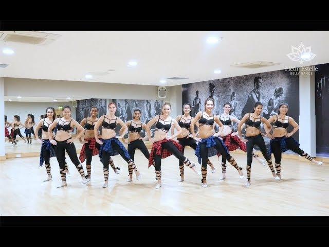 SHAPE OF YOU (rehearsal video) by Fleur Estelle Dance Company