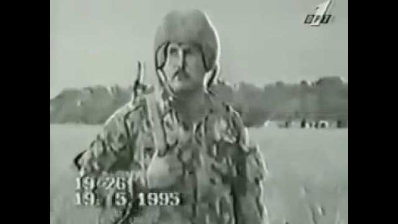 Первая чеченская война частные сьемки от штурма Грозного до Хосавьюрта