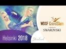 2018 GrandSlam Standard Helsinki | The Promo | DanceSport Total