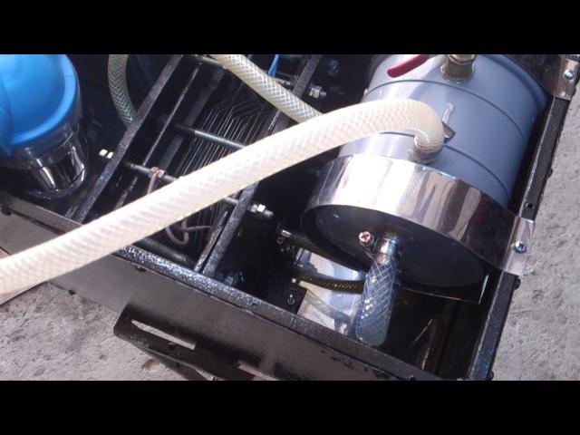 водородная установка на автомобиль