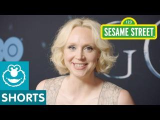 Sesame Street: Gwendoline Christie's Joke | #ShareTheLaughter Challenge