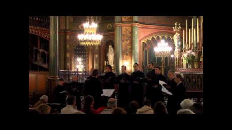 Concert des Chantres orthodoxes russes en l'église Saint-Eugène (extrait)