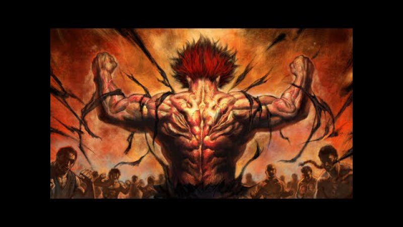 Hanma Yujiro - The Strongest Creature On Earth