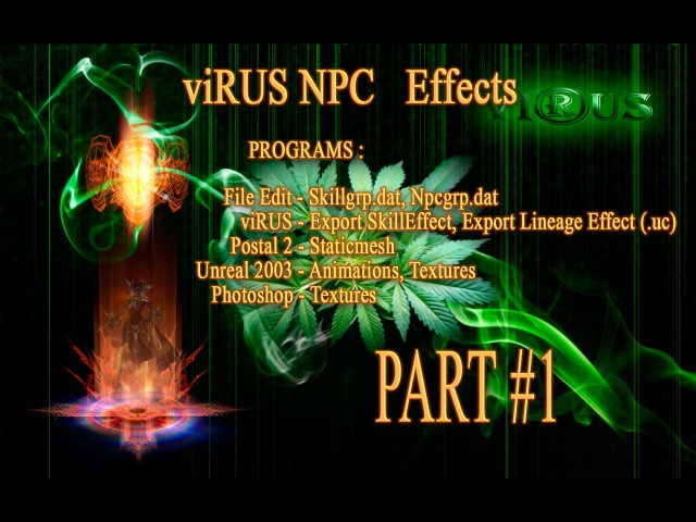 [Manual] Export,Compiling and Creating NPCs with Effects(1) ◄√i®uS►