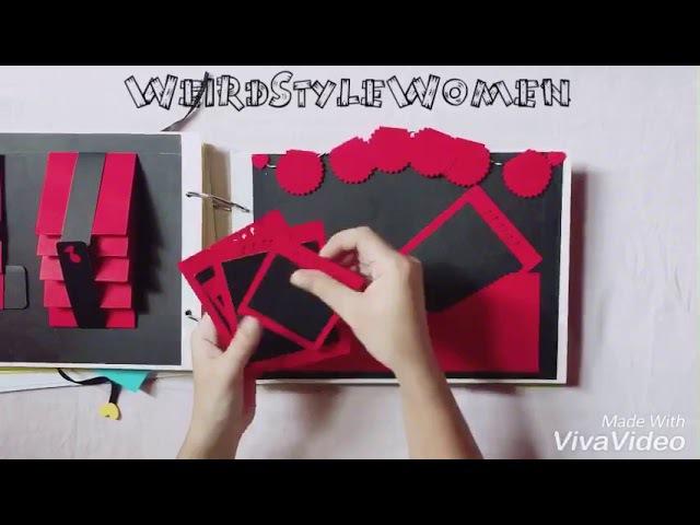 Diy Scrapbook idea | Gift Idea | Handmade Gift |