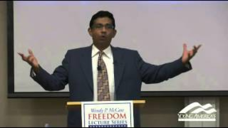 Dinesh D'Souza at University of Wisconsin-Madison