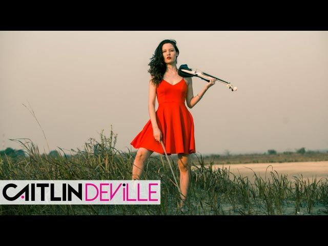 Galamukani (James Sakala) - Electric Violin Cover   Caitlin De Ville