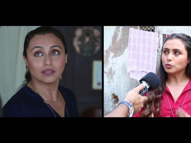 Rani Mukerji's Exclusive Interview On Why Hichki Is An IMPORTANT Film