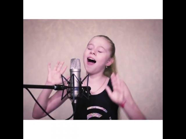 """🎀Настя Кормишина🎀 🎤 on Instagram: """"Спела кавер на песню Даны Соколовой и Скруджи Индиго Что скажете? Кому нравится эта песня? Полная версия на м..."""