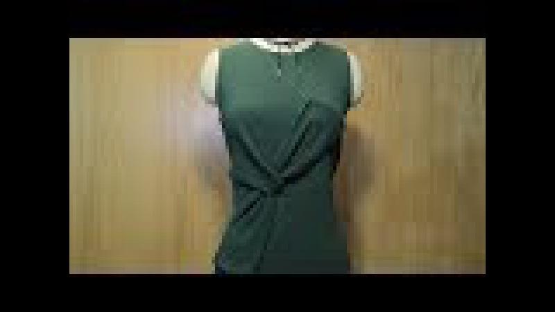 FiFi Style Sử dụng vải thun trong thiết kế trang phục