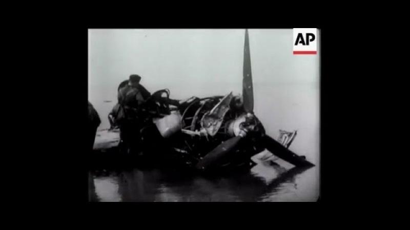 1940 - Aerial Blitzkrieg Starts (Britain's Air Toll Nazi Blitz) - Battle of Britain