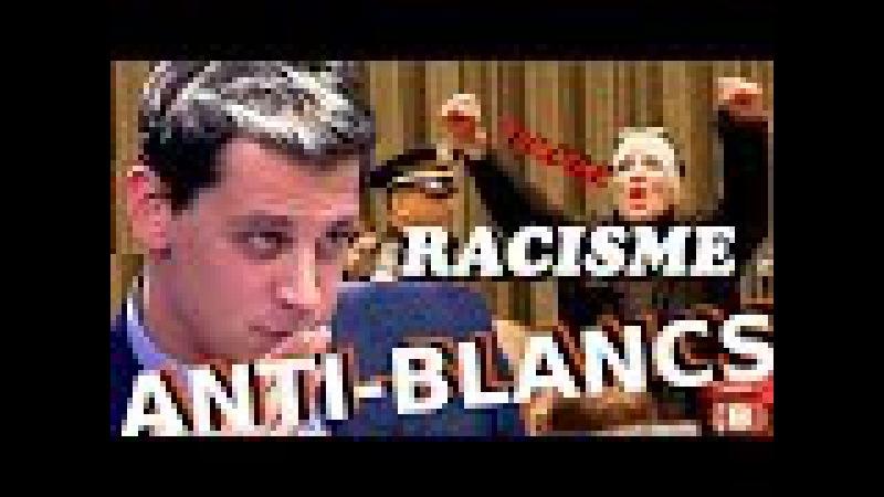 **RACISME ANTI-BLANCS** les Doubles Standards de la Gauche et **MILO Yiannopoulos**