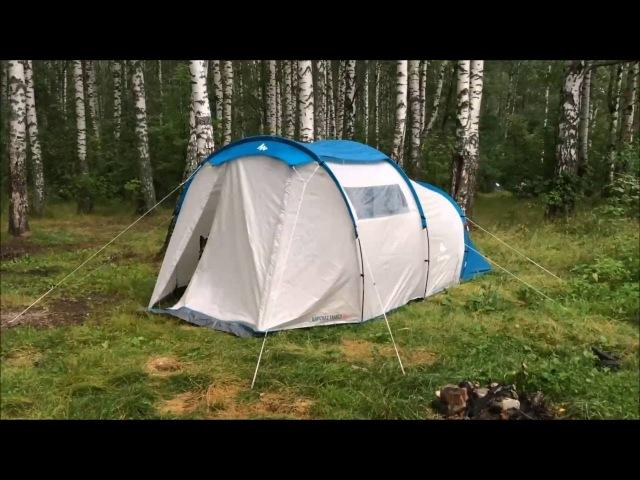 Палатка Quechua Arpenaz Family 4.1
