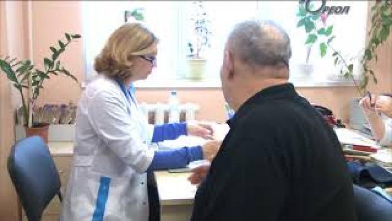 В Сланцевской больнице Санкт Петербургские врачи кардиологи провели однодневный прием пациентов