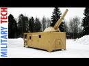 SUPER MOBILITY Patria Nemo 120mm Mortar system
