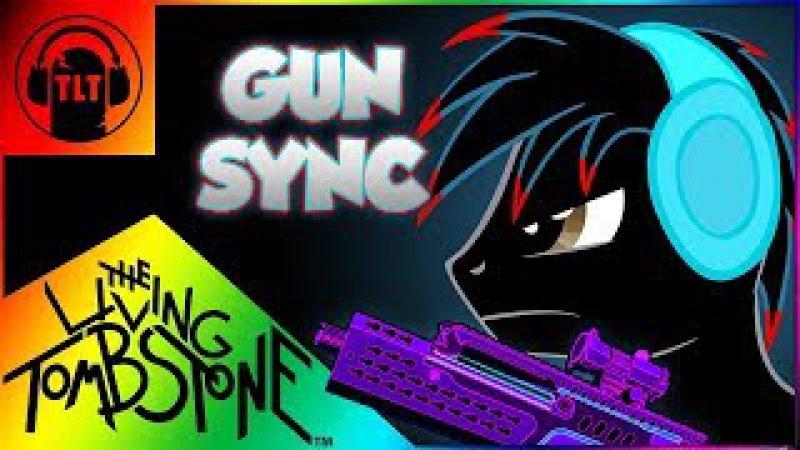 ♪ DISCORD (REMIX) ♪ ~ OVERWATCH GUN SYNC ~ The Living Tombstone Remix (wLyrics)