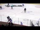 Моменты из матчей КХЛ сезона 16/17 • Гол. 1:1. Жайлауов Талгат (Барыс) сравнивает счет матча 11.10