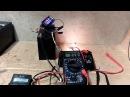 Тест генератора ПЛМ Ветерок. Нешунтирующий тиристорный регулятор Часть 3.2