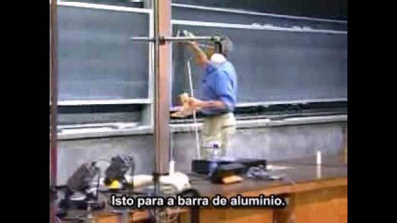 MIT - Aula 1 - Física 1 (8.01) - Mecânica Clássica (Legendado) Parte 1