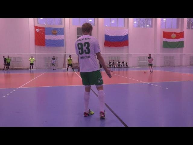 ФК «BazaCity» - ФК «ОКБ МЭЛ» - 2 тайм