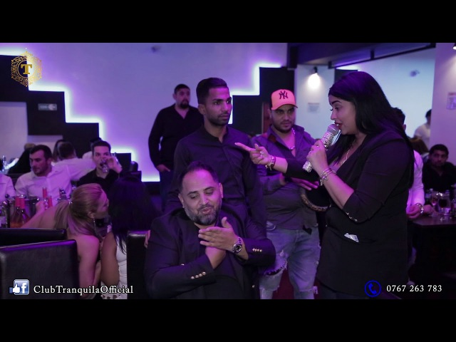 RALUCA DRAGOI - UNDE E IUBIREA CARE MI-O PURTAI LIVE 2017 @ La Club Tranquila